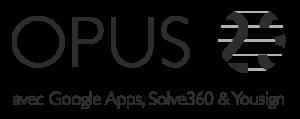 OPUS23 logo